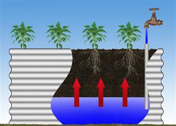 CorroSteel Industries Water Tanks Veggie Gardens Pet